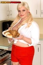 A Bucket O' Chicken For Bailey